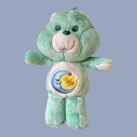 "Care Bears Sleepy Moon Sun Stuffed Plush Animal 13"""