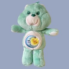 Care Bears Sleepy Moon Sun Stuffed Plush Animal 13""