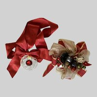 Godiva Chocolate Christmas Box Ribbons Discontinued