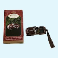 1937 Steelcraft Airflow Murray Christmas Ornament Hallmark 1997