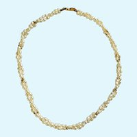 Avon Fresh Water pearl necklace