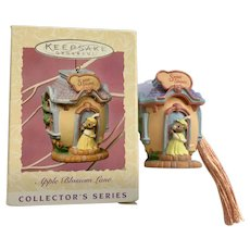 Apple Blossom Lane Sweet Shoppe Easter Ornament Hallmark