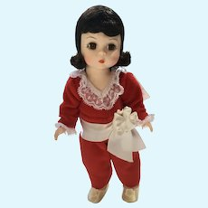 Madame Alexander Storyland Doll Red Boy 1982 #440 8""