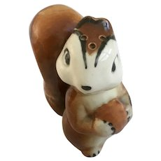 Goebel Squirrel Single Salt Pepper Shaker 1950-1955 Ceramic Figurine Replacement