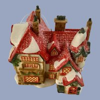 Dept 56 Christmas Santa's Work Shop North Pole Series Ornament