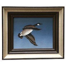 LeAnn Smith, Canadian Goose Acrylic Bird Painting