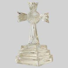 Lenox Wedding Promises Crystal Treasure Cross