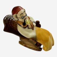 Norcrest Grandpa and Rocking Chair Salt & Pepper Shakers