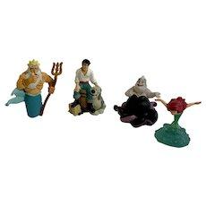 Disney The Little Mermaid Applause PVC Figures