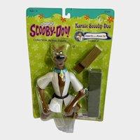 Scooby Doo Black Belt Karate Action Figure Series 2 NIB