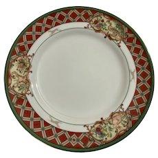 Noritake Royal Hunt Dinner Porcelain Plate 1990 - 2005 #3930