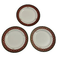 Noritake Royal Hunt Bread & Butter Porcelain Plates 1990 - 2005 #3930