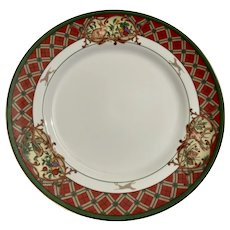 Noritake Royal Hunt Salad Porcelain Plate 1990 - 2005 #3930