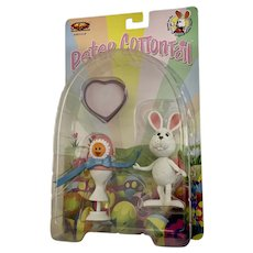 Peter Cottontail Bunny Rabbit Easter Basket Figures Diamond Select