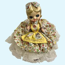 Bradley Mary Mary Quite Contrary 1977 Doll