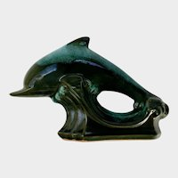 Blue Mountain Leaping Dolphin Figurine Canada
