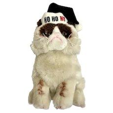 Grumpy Cat Plush Ho Ho No Gund Stuffed Animal