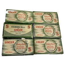 Vintage Singer Fashion Discs Model 306 Automatic Machine Swing Needle