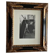 Lorraine Sheppard, Vintage Black and White Photo Still Life With Dogs