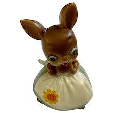 Josef Originals Anthropomorphic Mother Bunny Japan Figurine