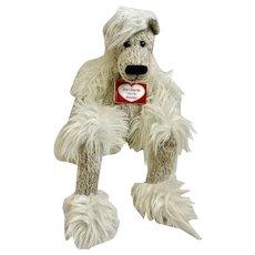 Silly Ugly Dog Stuffed Plush Animal Emrad Creations