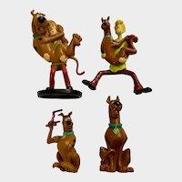 Scooby Doo & Shaggy Rogers Bakery Craft Hanna Barbara Figurines Group