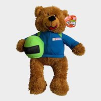 Nascar Teddy Bear 2005 Sugar Loaf Stuffed Plush Animal Collector's Edition