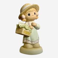 Enesco Precious Moments 731064 Take Thyme For Yourself Figurine 2000