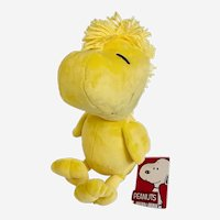 "Peanuts Bird Woodstock Plush Stuffed Animal 12 "" Snoopy's Friend"