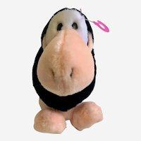 Opus Penguin Stuffed Plush Cartoon Character Dakin 1985