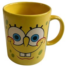 Florida Souvenir Spongebob Squarepants Cartoon Nickelodeon Coffee Mug Cup
