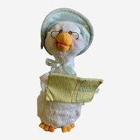 Mother Goose Nursery Rhymes Animation Speaking Stuffed Plush Animal By Cuddle Barn