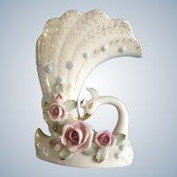Napco Swan Planter Vase Japan Figurine #S74A