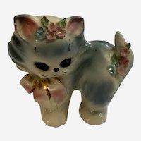 Vintage Josef Originals Puff Kitty Cat Mid-Century Japan Figurine