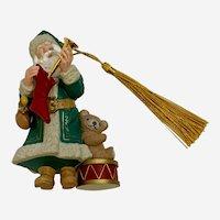 Merry Olde Santa Christmas Ornament 1992 Hallmark Keepsake
