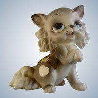 Josef Originals Sweetheart Kitten Kitty Cat Figurine Hard to Find