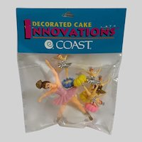 Vintage Ballerina Cake Toppers Decorated Innovations Coast