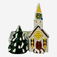 Department 56 Snow Village Steepled Church Christmas Ornament