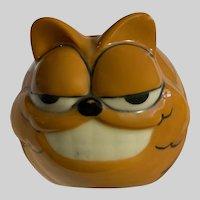 Rare Garfield the Cat Ceramic Hand Painted Cup Mug