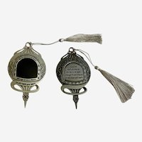 Christmas in Heaven Pewter Ornaments for Lost Loved Ones and Pets Camco