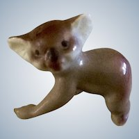 Hagen Renaker Mama Koala Bear Figurine Miniature Ceramic 1978-1988 #950 Retired