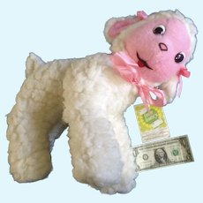 Easter Lamb Stuffed Plush Gerber Atlanta Novelty  Animal Toy Products Company