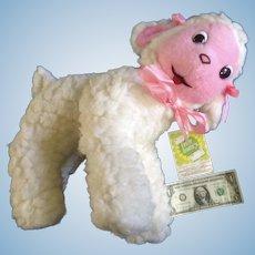 Easter Lamb Stuffed Plush Gerber Atlanta Novelty  Animal Toy Products Company