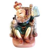 Lefton Figurine Old King Cole 1102 Japan Nursery Rhyme Vintage