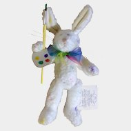 Boyds Easter Bunny Rabbit RARE 1985-1997 Retired J.B. Bean Jellies By Judith Glassick Wiley Collection Pennsylvania Stuffed Plush Animal