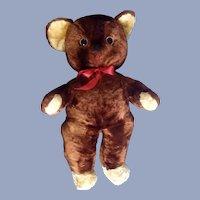 Rushton Star Teddy Bear Stuffed Plush Animal Music Box Atlanta