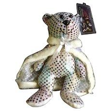 Liberace Teddy Bear Limited Edition Signature Series Stuffed Animal Discontinued