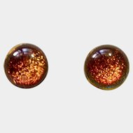 Sparkling Pink, Red, Purple and Green Glass Sterling 925 Stud Post Earrings for Pierced Ears Costume Jewelry