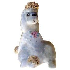 1950s Josef Originals California Cherie French Poodle Figurine