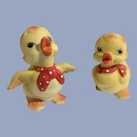 Easter Frankel Baby Duck Chicks Animal Figurines